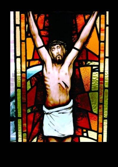 Crucifixion panel