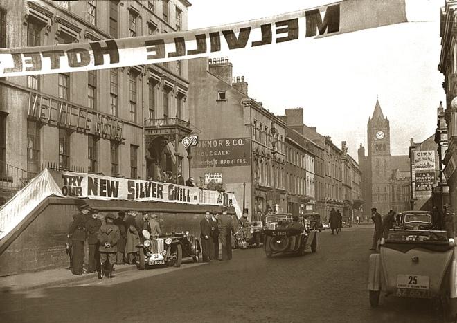 Foyle Street, Derry circa 1930s.
