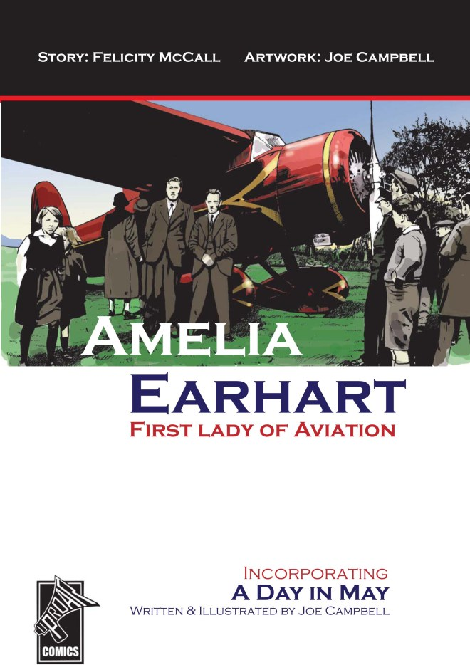 AMELIA EARHART FIRST LADY.indd