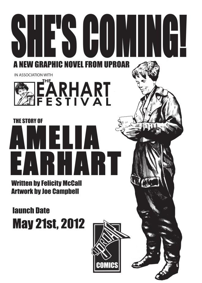 earhart poster copy