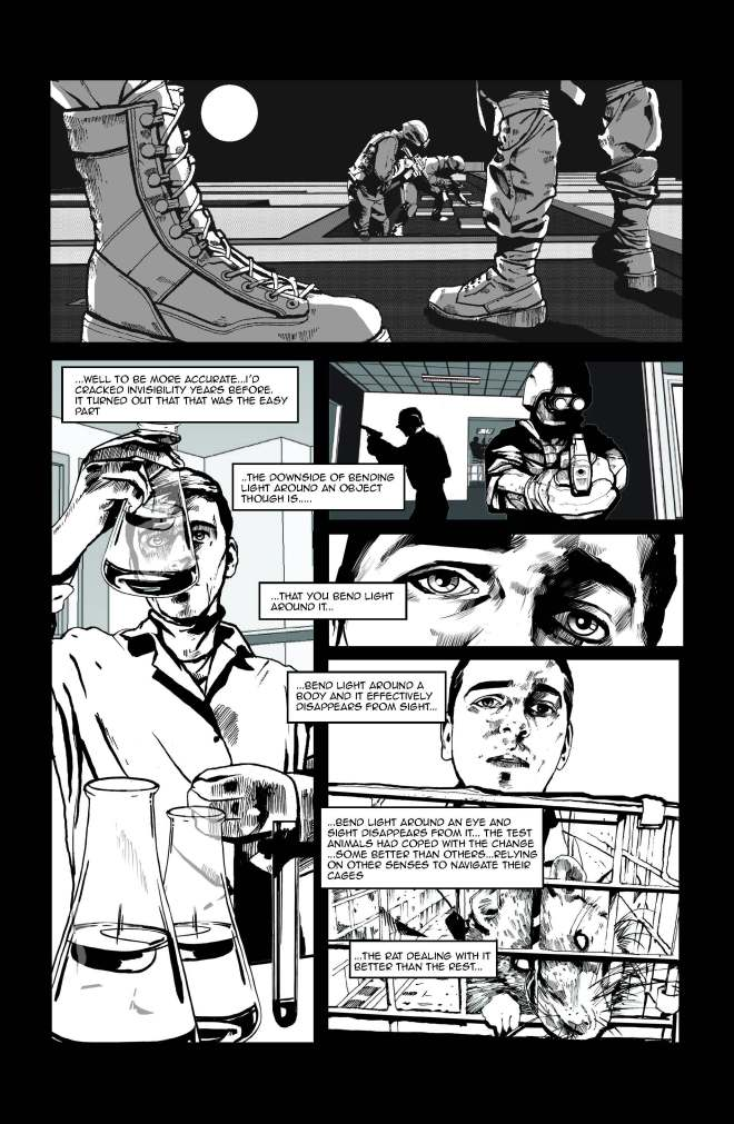 invisible man page 3