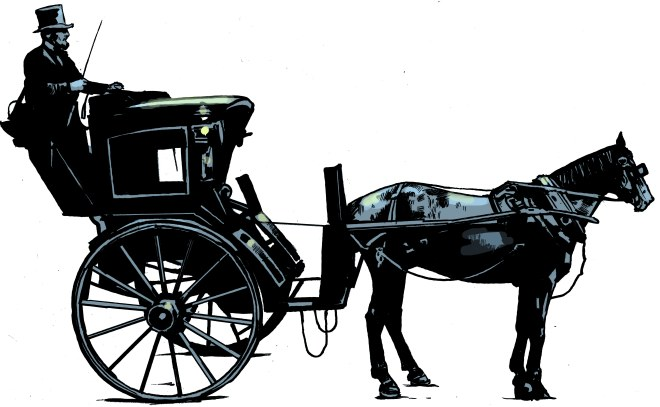 carriage copy