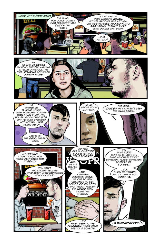 BURNING PAGE 8