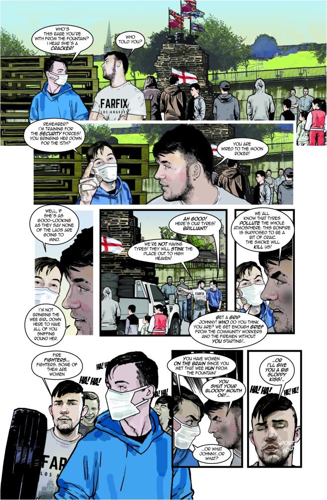 BURNING PAGE 9
